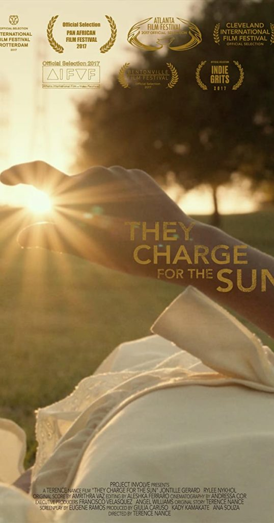 They Charge For The Sun