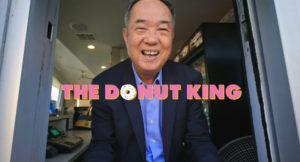 Donut King Poster
